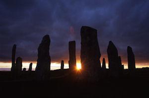 Scotland - Callanish - Lewis