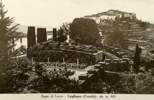 2 Cartolina d'epoca del labirinto di Lugliano