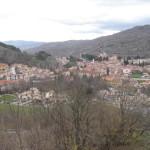 """Italia da (ri)scoprire: ALFEDENA (AQ), la cittadina delle """"Triplici Cinte""""."""