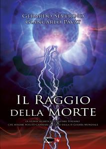 """Copertina del libro """"Il Raggio della Morte"""" di G. Severino e G. Pavat"""
