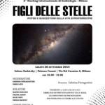 """Milano, Sabato 26 settembre 2015, dalle ore 10.00, convegno  """"Figli delle Stelle- Ipotesi e suggestioni sulla vita aliena""""."""