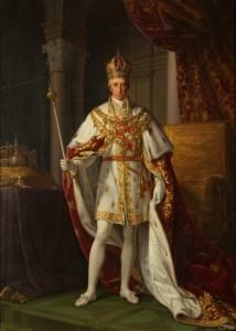 L'Imperatore Francesco I° d'Asburgo
