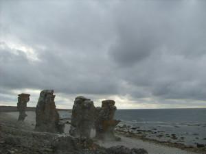 14 I Raukar di Faro