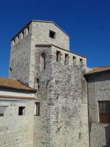 Il Castello dei Conti di Ceccano - foto G. Pavat