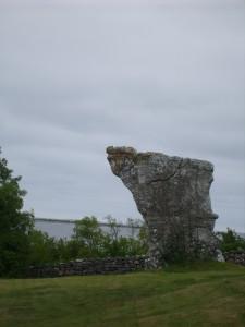 21 Raukar di Malms-Kyllaj -Gotland