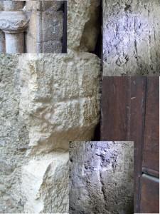 5 Varie Croci potenziate visibili a Ceccano