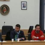 """Conferenza stampa al Comune di Ceccano (FR) sulle ultime straordinarie scoperte e sul """"Turismo del Mistero""""."""