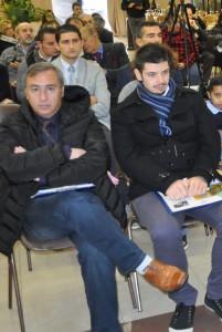 Mario Tiberia e Andrea Selvini