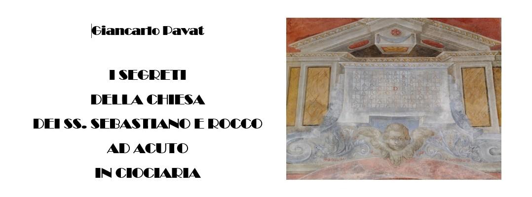 Da OGGI è possibile scaricare GRATIS il nuovo libro di Giancarlo PAVAT!