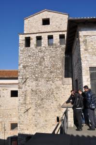 Il Mastio del castello dei Conti di Ceccano