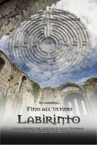 """Copertina del libro """"Fino all'ultimo Labirinto"""""""