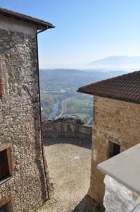 10 la valle del Sacco vista dal castello