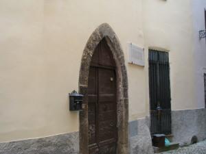 19 Corso Italia -Casa della Comunità di suore di Maria de Mattias