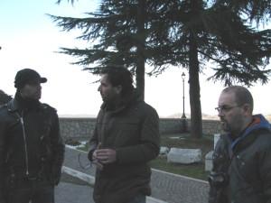 20 Ruspandini si intrattine con Forgione presso il sito della sc
