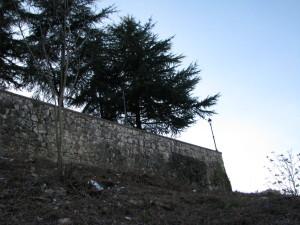 21 il sito della scomparsa chiesa di S Pietro