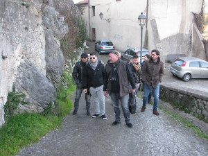 24 Il Dream Team in giro per Ceccano