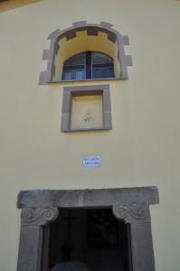 3 Ceccano - ingresso Madonna delle Grazie