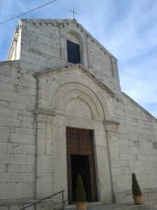 3 Facciata e dingresso chiesa S Giorgio