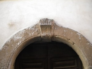 30 Trigramma via x chiesa S Giovanni