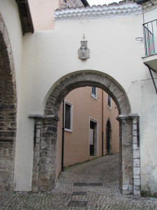 35 Porta Urbica di Maenza
