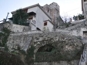 35 suggestivo scorcio del centro storico di Ceccano