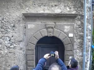 41 Palazzo dell'Abate -Mascherone - foto Adinolfi