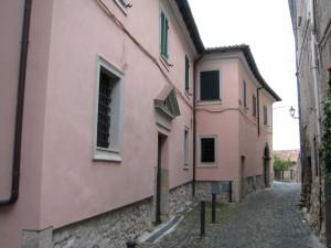50 via Battisti - Chiesa S Antonio