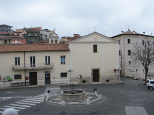 65 Chiesa S Reparata e fontana monumentale