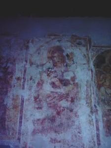 7 Amaseno FR- Madonna che allatta - (cappella dx Auricola)