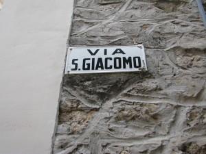 9 via S Giacomo