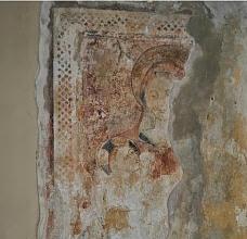 Bassiano-Santuario-Crocifisso - Maria lactans