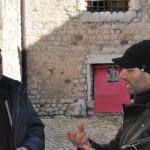 Video – ADRIANO FORGIONE ANALIZZA I SIMBOLI SCOPERTI NEL CASTELLO DI CECCANO (FR)