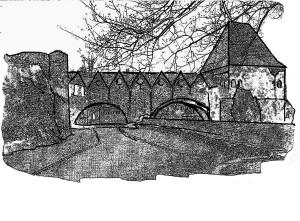 SchlossThorn dei Cavalieri Teutonici XIII sec