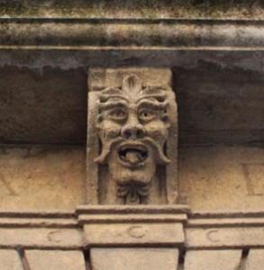 1 Mascherone Palazzo Gizzi - Ceccano