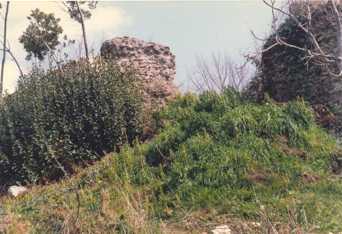 2 Piglio - resti romani - foto Pacetti
