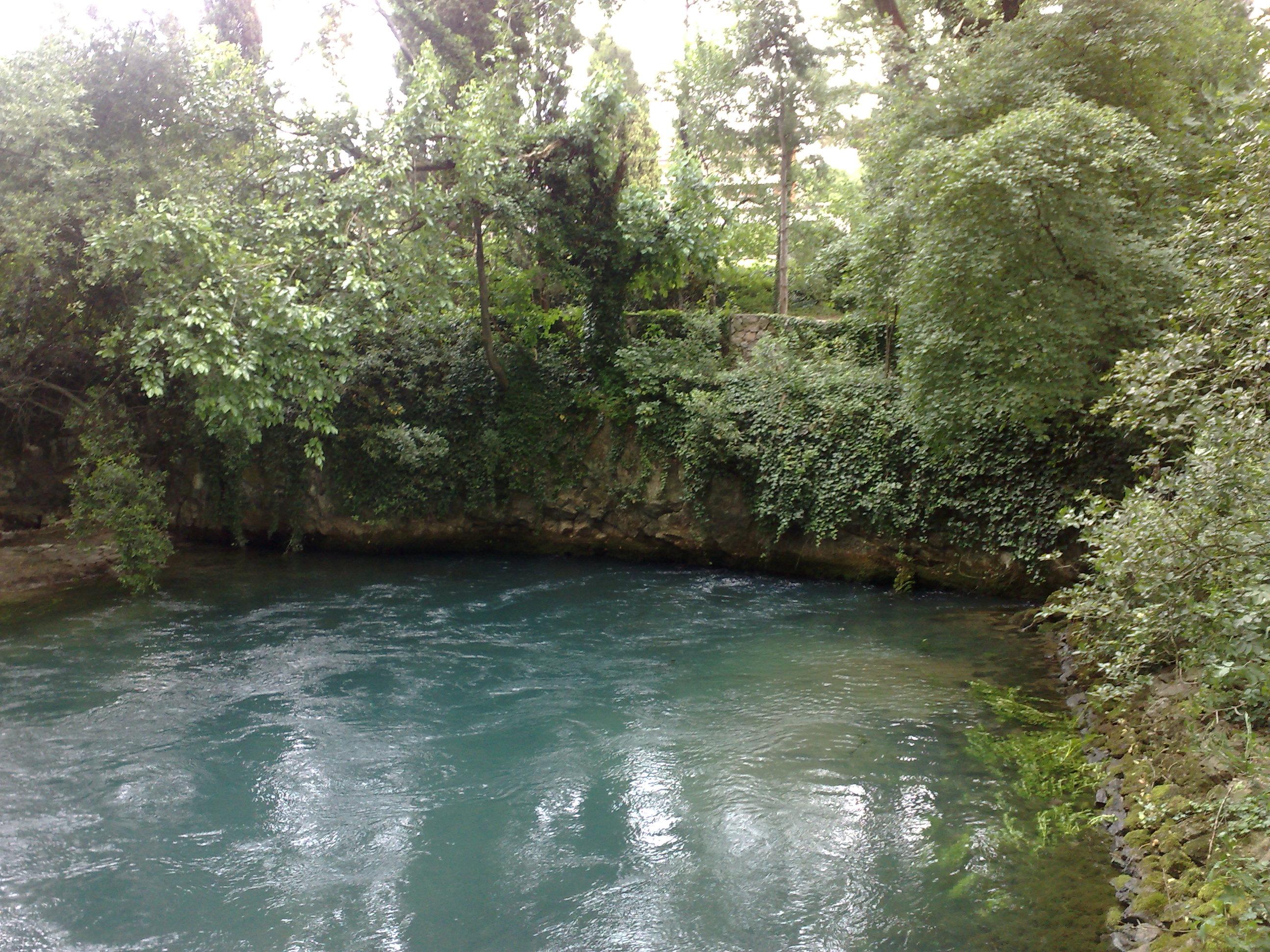 7 Il Timavo prima sfociare nell'Adriatico presso S Giovanni in Tuba