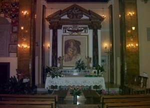 Affresco Madre Santissima delle Rose - Copia (2)