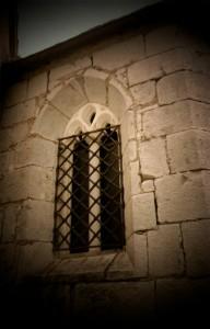 Bifora Cappella Templare di Corniale - foto Pavat 2002