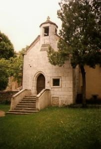 Cappella Templare XII sec-foto Pavat 2002