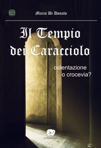 Copertina del nuovo libro di Di Donato