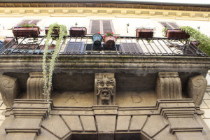 Stemma Palazzo Gizzi