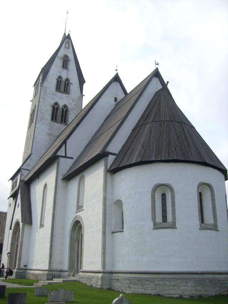 118 Gothemkyrka - veduta esterna