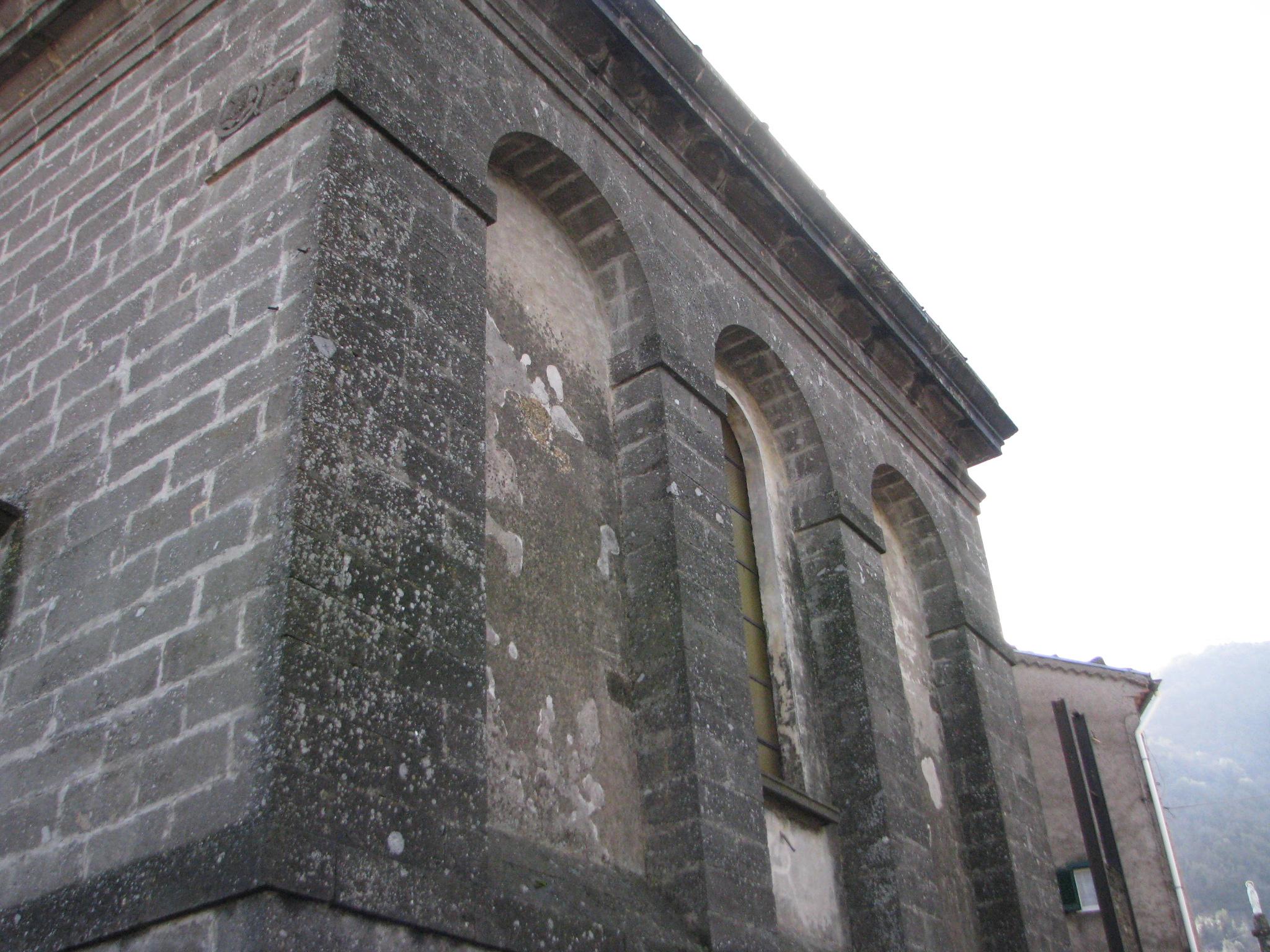 13 lato con lesene Madonna della Pace