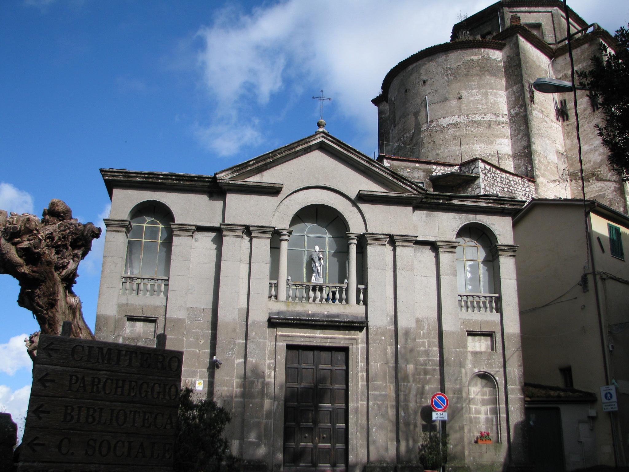 16 Patrica - Chiesa S Rocco