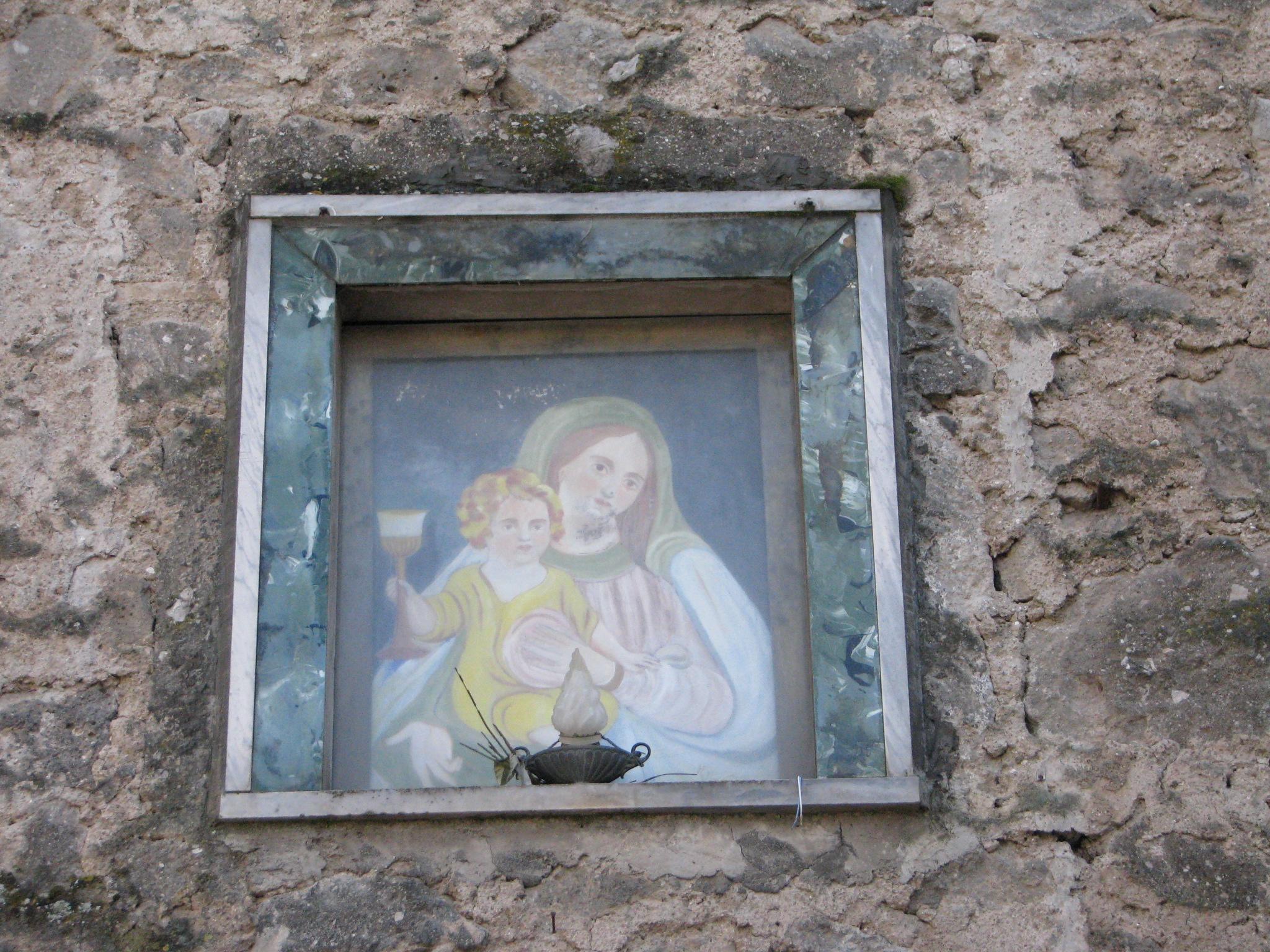 3 Patrica - Madonna del Preziosissimo Sangue