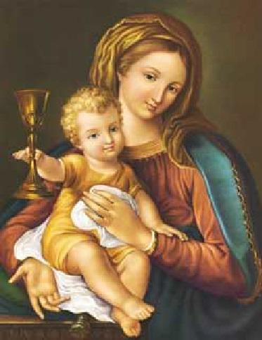 5 Madonna del Preziosissimo Sangue - Albano Laziale