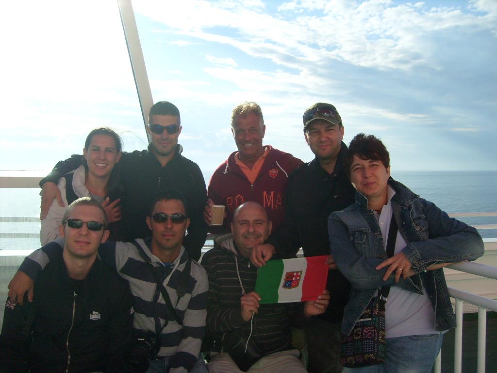 57 Baltic Italian Expedition 2012