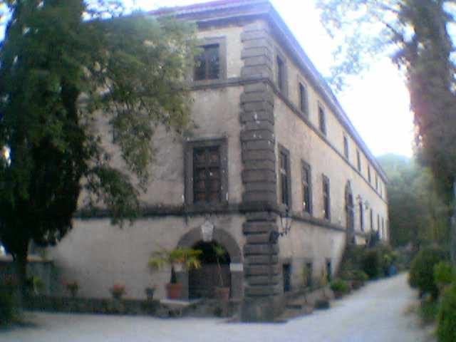 Patrica FR - Palazzo Spezza