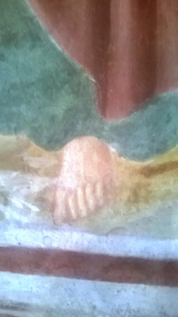 S Giovanni - Baschenis - part piede