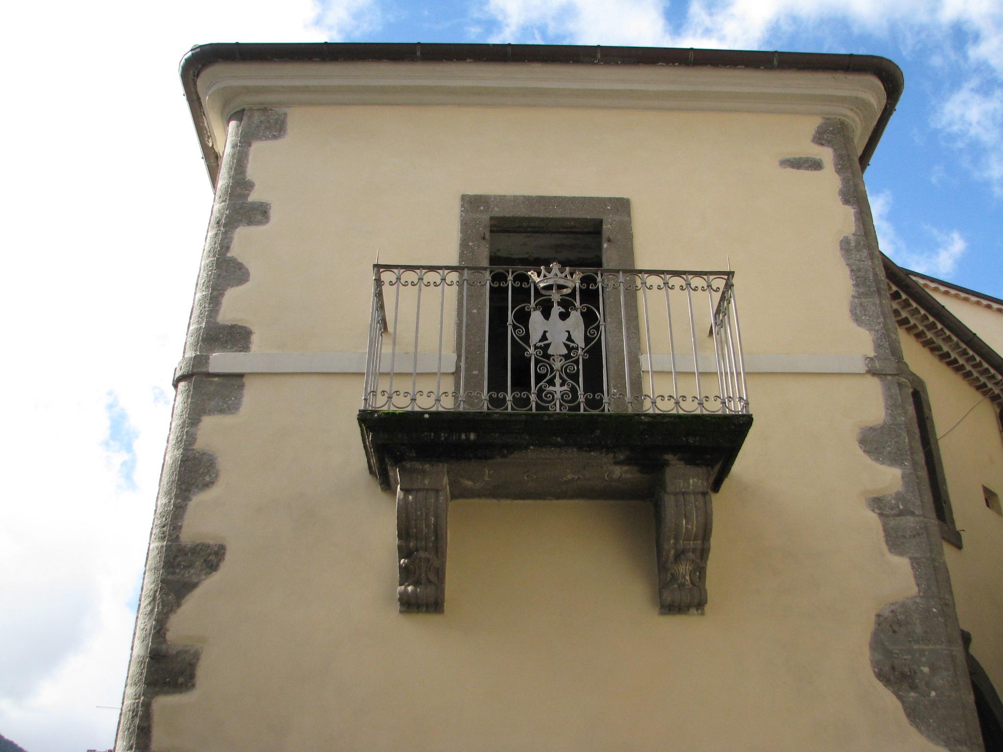 38 palazzo Moretti a Patrica